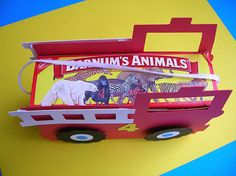 Fire Truck Birthday Party Favor by DianesPaperParty on Etsy