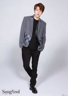 "[SCAN] 170730 Infinite in Japan Magazine ""INROCK BOY6"" - #INFINITE #인피니트 #Sungyeol"