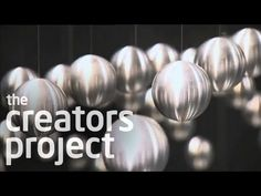 ACCESS - an interactive art installation by Marie Sester - YouTube