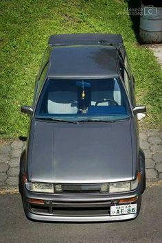 Toyota Levin AE86