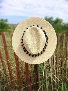791125c31d1 Pom Pom fedora hats! Fedora Hats