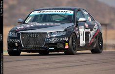 Audi Motorsport Blog: Audi S4 quattros ready for Cape Town challenge