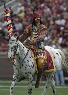 Chief Osceola and Renegade
