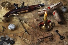 The Pirate Captain's Cabin Deco Pirate, Pirate Ship Tattoos, Pirate Maps, Pirate Adventure, Black Sails, Pirate Life, Vintage Maps, Treasure Island, Pirates Of The Caribbean