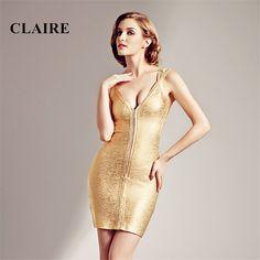 e64c19f3cdac4 18 Popular Bandage Dresses images | Evening dresses, Formal dresses ...