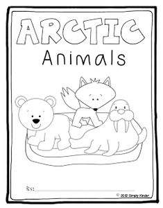 I find it very easy to plan math and reading AND very difficult to plan science and . Daycare Themes, Preschool Themes, Preschool Lessons, Preschool Class, Animal Activities, Animal Crafts, Artic Animals, Penguins And Polar Bears, Kindergarten Activities