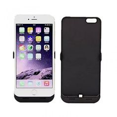 i6-04 4200mAh Battery Case for iPhone 6 Plus