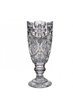 House of waterford crystal designer studio 2012 john Connolly mount Congreve vase