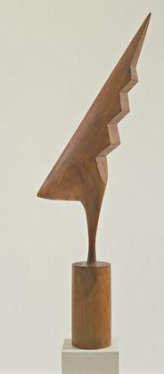 Constantin Brancusi. The Cock. Paris 1924