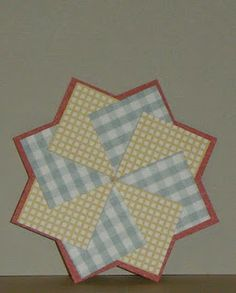OWH Stars and Stamps (Our OLD blog!): Tutorial - Pinwheel II