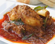 Nyonya Chicken Curry - Easy Recipes at RasaMalaysia.com