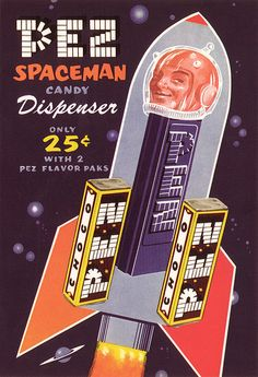 Go-Go Spaceman! by Hollywud Babylon, via Flickr