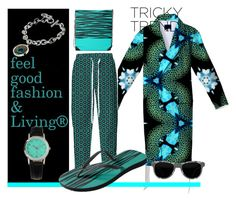 """""""Tricky Trend'"""" by marijkeverkerkdesign ❤ liked on Polyvore"""