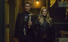 """Alan Sepinwall reviews the new Netflix comedy """"Santa Clarita Diet,"""" starring Drew Barrymore and Timothy Olyphant."""