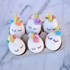 We might be a little biased over here but we honestly think these are the cutest Easter eggs ever. The fact that you can make them in just 3 steps is the cherry on top! Plus,unlike the typical Eas…
