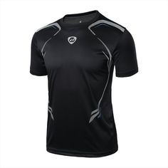 Cheap top soccer jersey, Buy Quality soccer jerseys directly from China top soccer Suppliers: LUCKY SAILING Men Summer T-shirt Sport O-neck Short-sleeve Top Soccer Jerseys Fit quick dry Men T Shirt plus size shirt Sport T-shirts, T Shirt Sport, Sports Shirt, Tee Shirt Trasher, Shirt Men, Men Shirts, Jersey Shirt, Casual T Shirts, Men Casual