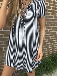 pinterest : Chelsea Shafer  ↠ △✖ CASUAL DRESSES http://amzn.to/2l55mII