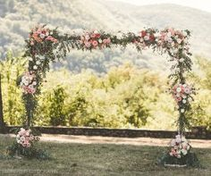 Floral Arch - Suneel