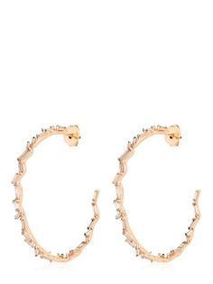 VITRINE HOOP EARRINGS