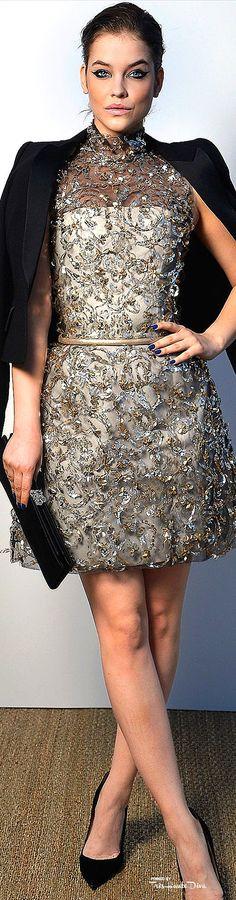 #Barbara #Palvin in Chanel Couture ♔ Cannes Film Festival 2015 Red Carpet ♔ Très Haute Diva ♔