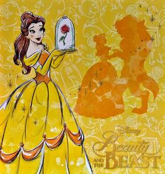 Disney's The Beauty and the Beast:)