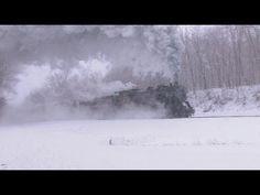 Mountain Winter - Steam, Smoke and Thunder - YouTube