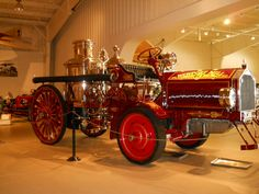 "This picture came from my video titled "" 1904 Steam Power Engine Fire Truck "" that can be viewed at youtube.com/viewwithme and now bought on your favorite items at Cafe Press titled ""1904SteamFire Truck"" designed by: Doris Anne Beaulieu https://www.youtube.com/user/Viewwithme"