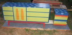 he Pee Wee Playhoues Series Painting - Farin Greer