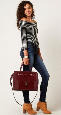 Stripes And Secrets - Women's Outfits   Buckle