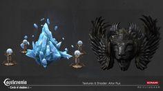 Lion Crystal