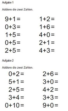 83 best mathe grundschule images on Pinterest | Math worksheets ...