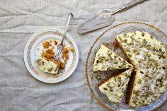 SPICED CHAI CARROT CAKE - petite kitchen
