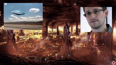 Edward  Snowden:UFOs  Come From Ultra-Terrestrial Civilization in Earth ...