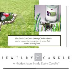 Visit us at www.JewelryCandle... to check out our awesome selection! Find Jewelry In Candles !