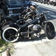 Old Classic Harley-Davidson Motorcycles Harley Panhead, Harley Davidson Knucklehead, Harley Davidson Motorcycles, Classic Harley Davidson, Used Harley Davidson, Custom Bobber, Custom Harleys, Hd Motorcycles, Vintage Motorcycles