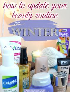 How to Update Your Beauty Routine for Winter
