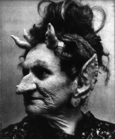 early makeup design by dick smith