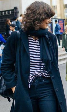 Mica Arganaraz | Phil Oh. Street Style: Spring 2016 Ready-to-Wear
