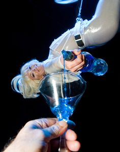 Aerial Bartenders will add a touch of glamour and make your event unique and unforgettable. Las Vegas Restaurants, Las Vegas Hotels, Las Vegas With Kids, Food Stations, Bartender, Event Planning, Party Themes, Stuff To Do, Glamour