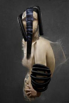 Creative Fashion Photography by X-pression