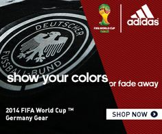 Show Your Adidas Colors Or Fade Away FIFA World Cup Brazil Fans | Sports Techie blog