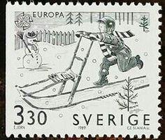 ◇Sweden  1989