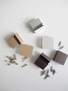 DIY – BOXES