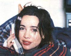 Janeane Garofalo in Spin, February 1995