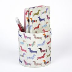 Dachshund stationery set