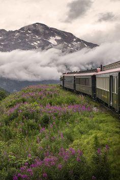 America's Most Beautiful Train Ridecountryliving