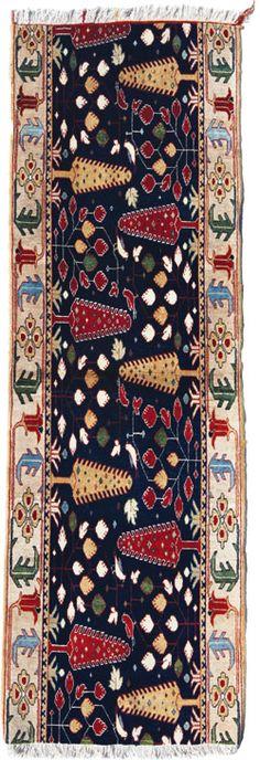 Bakhtiyari - Baghe Irani Design