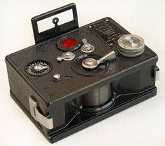 FT-2 Russian Panoramic Rare KMZ Camera