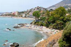 Playa La Viborilla, Benalmadena - Costa del Sol (Espagne)