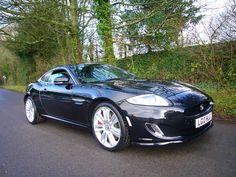 Jaguar XKR 5.0 Supercharged 2dr